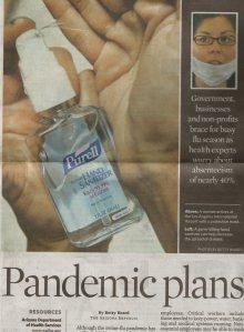 pandemic plans