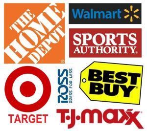 22_Big Box Stores logos